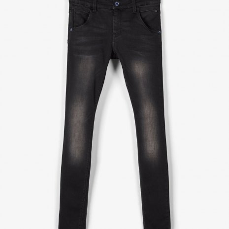 SUPERSTRETCH X-SLIM FIT JEANS zwart