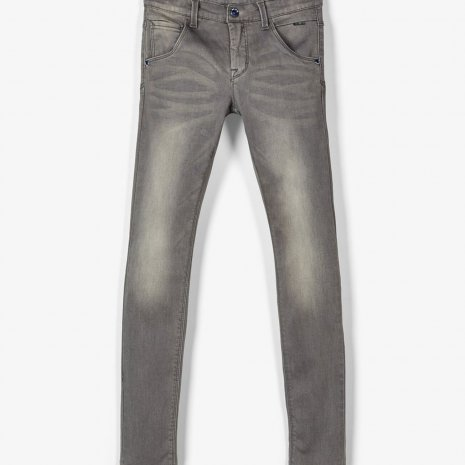SUPERSTRETCH X-SLIM FIT JEANS grijs
