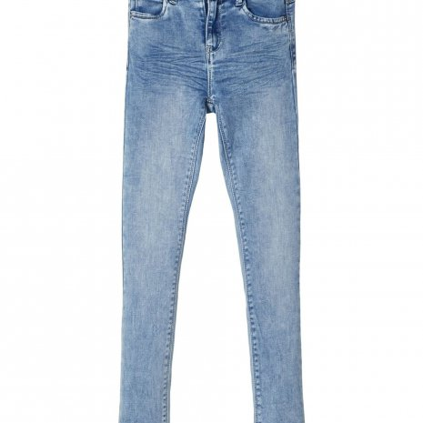 HOGE TAILLE POWER STRETCH SKINNY FIT JEANS