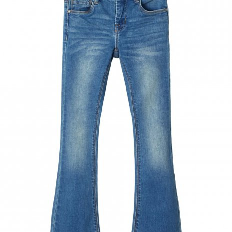 STRETCHY BOOTCUT JEANS